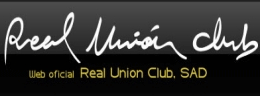 Web oficial Real Unión