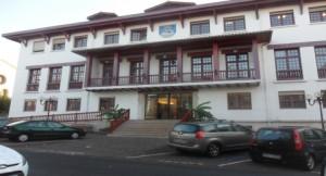 Ayuntamiento hendaya
