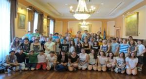 Recepción estudiantes Varsovia14