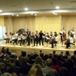 Orquesta Conservatorio Santa Cecilia 201314