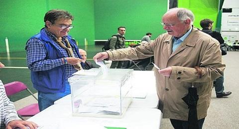 Hondarribia. Jornada electoral