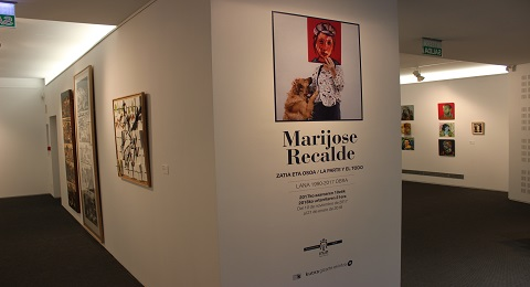 expo Marijose recalde 2